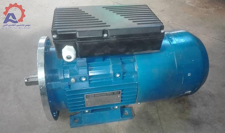 الکتروموتور دستگاه آسیاب چکشی -عکس محصول 3