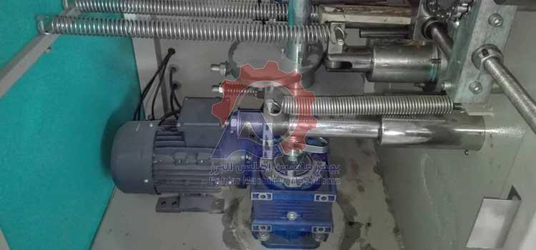 الکترو موتور دستگاه بسته بندی 6 توزین-عکس محصول