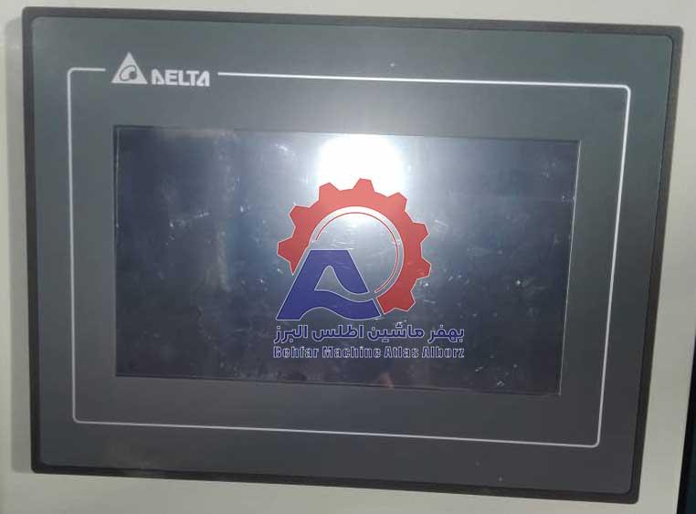 پی ال سی دستگاه بسته بندی 6 توزین -عکس محصول