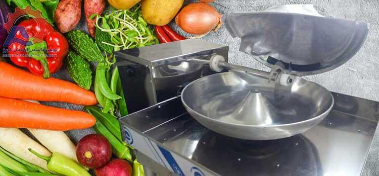 سبزی خرد کن -عکس محصول دستگاه سبزی خرد کن