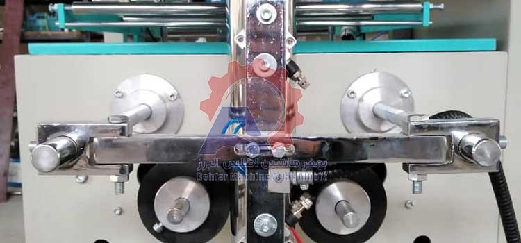 دوخت حرارتی دستگاه بسته بندی دو توزین-عکس محصول