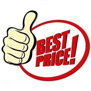 بهترین قیمت در دستگاه بسته بندي با سلفون