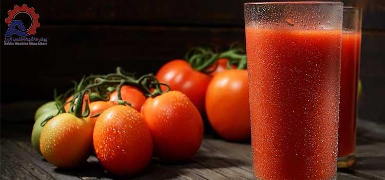 آب گوجه-مقاله خرد کن گوجه خشک شده