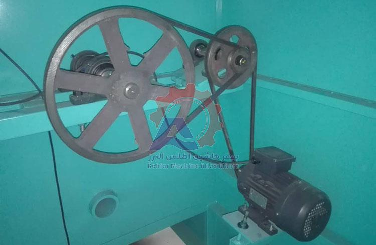 االکتروکتور-دستگاه تفت آجیل