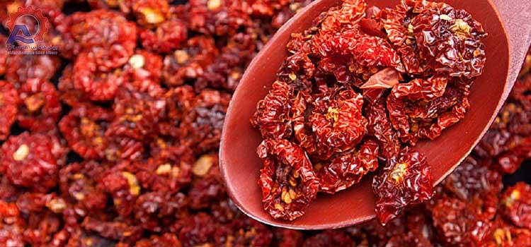 عکس 1مقاله دستگاه میوه خشک کن گوجه