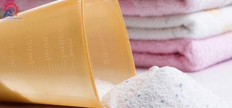 پودر صابون -عکس مقاله دستگه بسته بندی پودر صابون