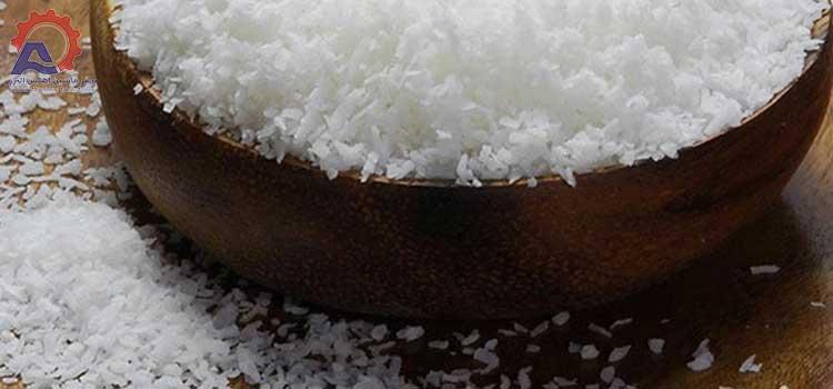 عکس 1 صفحه مقاله دستگاه خشک کن پودر نارگیل