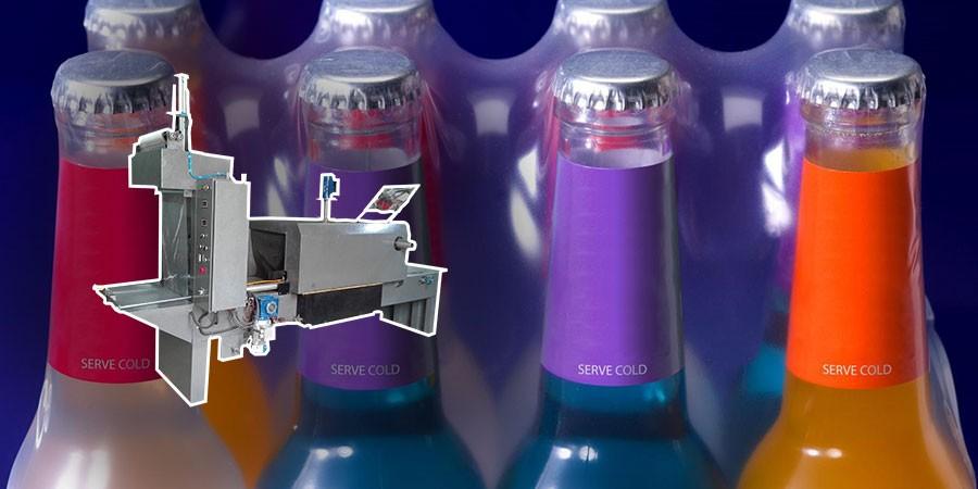 عکس سر صفحه دستگاه شرینگ بطری